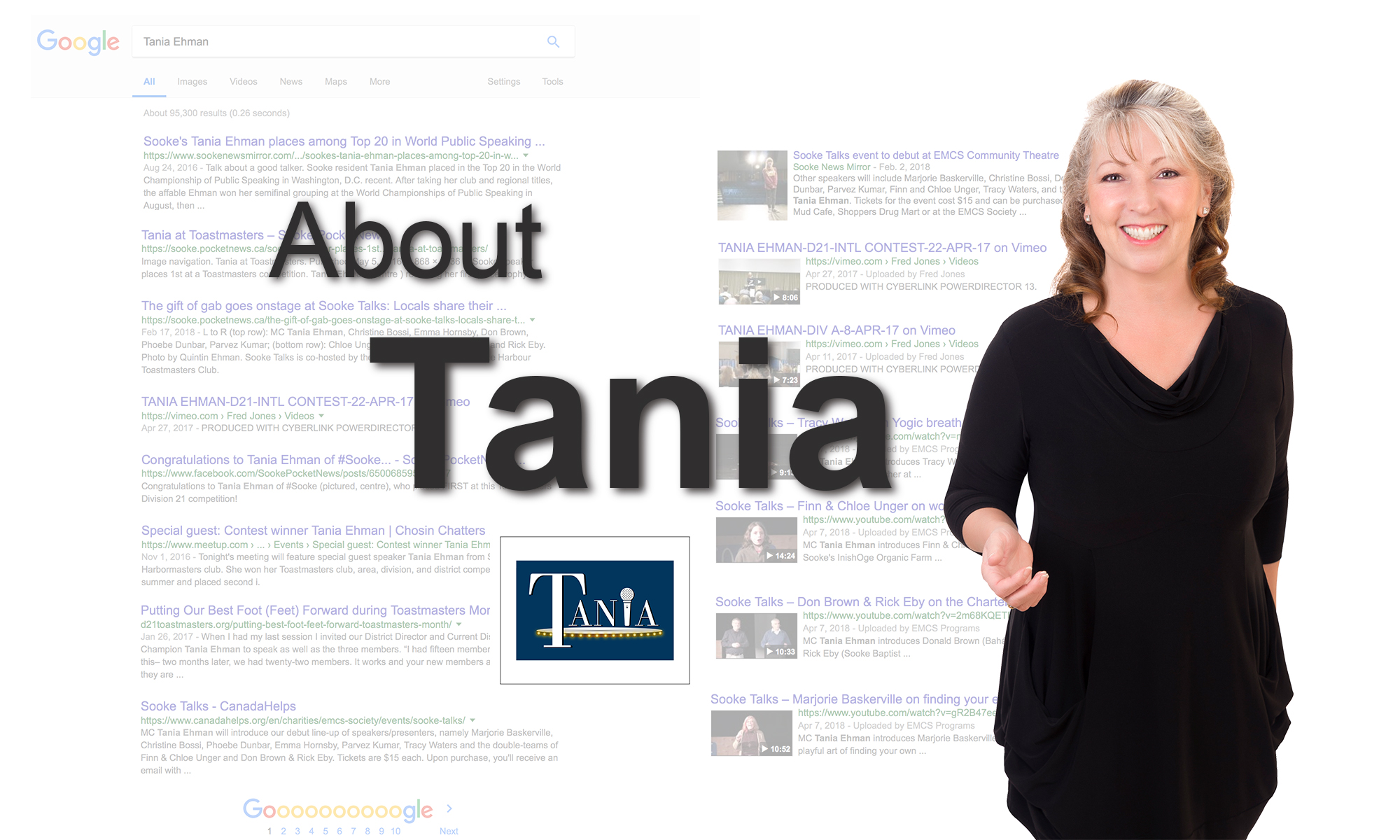 About Tania Ehman