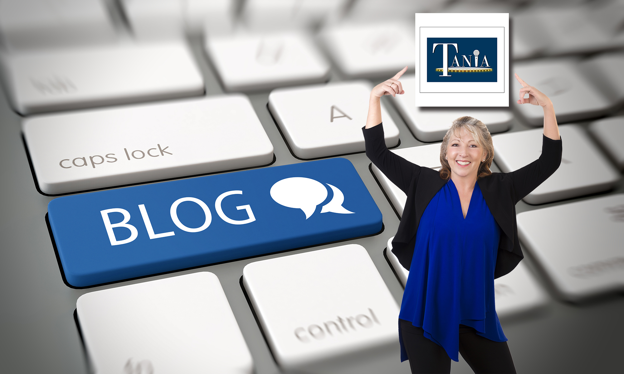 Tania Ehman's Blog